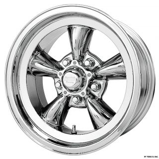 American Racing Torq Thrust D Chrome Rims 15x7 5 114 3