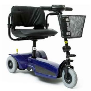 Ameriglide 111TS 3 Wheel Electric Mobility Scooter