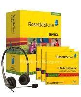 New Rosetta Stone ® Latin American Spanish Levels 1 5 (Five Levels