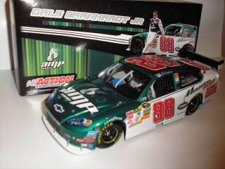 DALE EARNHARDT JR NASCAR 88 DIECAST CAR AMP ENERGY DRINK MOUNTAIN DEW