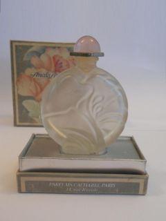Anais Anaïs Cacharel Perfume Empty Bottle and Box Anaisanais Parfum