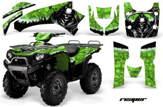 AMR Racing Kawasaki Brute Force 750 ATV Graphic Reaper
