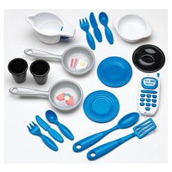 My Very Own Kitchen Cook Set Toy Kids Play Pretend   Free Ship