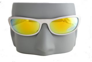 Anarchy Sunglasses Outcast 2 Pearl White Gold Reflectiv