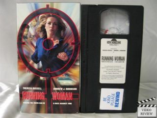 Woman VHS Theresa Russell, Andrew J Robinson 736991472235