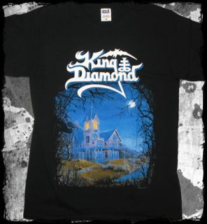King Diamond Them Album Cover Official T Shirt Fast Shipping