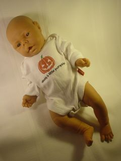 Jesmar Anatomically Correct Newborn Baby Boy Doll