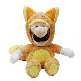 Super Mario Plush Series Plush Doll 13 Kitsune Luigi M