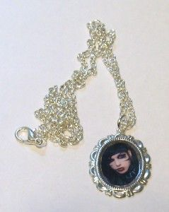 Andy Biersack Charm Necklace Black Veil Brides Andy Sixx