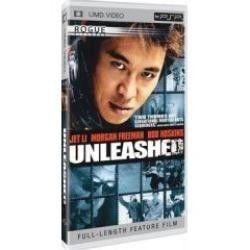 Unleashed New UMD for PSP Jet Li Morgan Freeman Hoskins