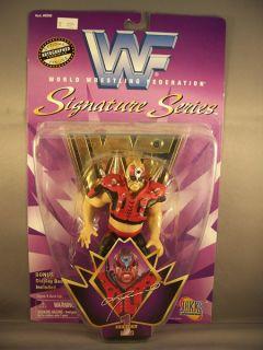 Road Warrior Animal Figure WWF Signature Series 1