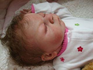 SUGARPLUM NURSERYReborn,(Cutest little BOO BOO Baby) Girl Doll No