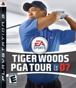 Tiger Woods PGA Tour Golf 07 2007 PlayStation 3 PS3 New 014633152128