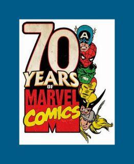 Marvel 70th Anniversary Base Set Lot Iron Man Wolverine