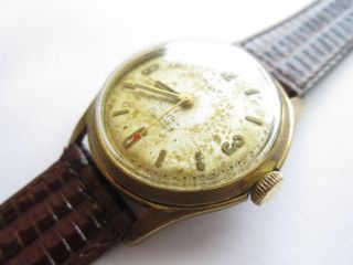 Anker 50s nivaflex automatic gents watch runs and keeps time