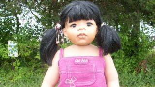 Monika Levenig 30 Porcelain Doll Lee Ann 12 of 750