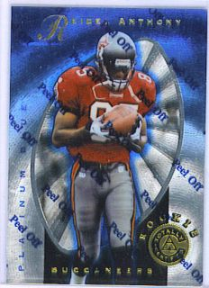 1997 Totally Certified Platinum Blue Reidel Anthony RC