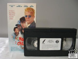 Hail Caesar VHS Anthony Michael Hall Robert Downey Jr Samuel L Jackson