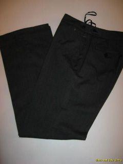 Grey Anne Klien Stretch Pants Womens Ladies Size 10 New Free SHIP