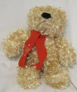 Animal Adventure Scripture Teddy Bear Stuffed Brown