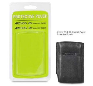 Archos 28 4GB 2 8 Android 2 1 Mini Tablet w Case