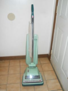 Vintage Hoover Decade 80 Upright Vacuum Cleaner with Edge Lighting