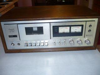 Vintage Sansui Stereo Cassette Deck Receiver