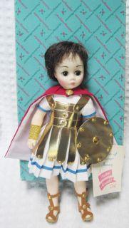 Vintage Madame Alexander Marc Antony Doll in Box 1310