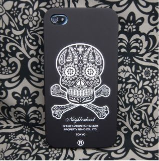 Mastermind Japan X A Bathing Ape Skull Case Cover For iPhone 4 4S