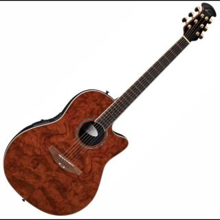 New Ovation Celebrity CC28 Awfb Bubinga Super Shallow Acoustic