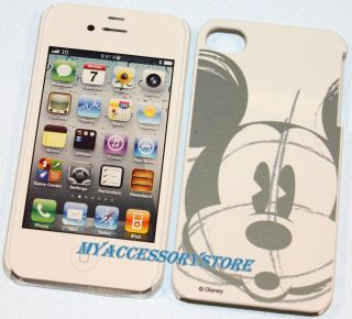 Mickey Mouse Disney Protector Hard Shell Cell Phone Case Cover