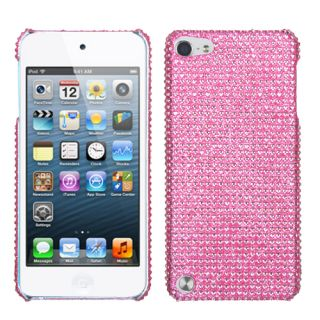 For APPLE iPod touch(5th generation) Back Case Cover Bling Rhinestones