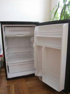 Compact Small Refrigerator GE Compact Mini Fridge Black