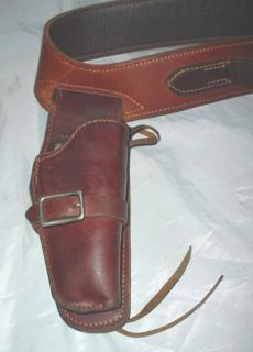 Vintage George Lawrence Holster Belt