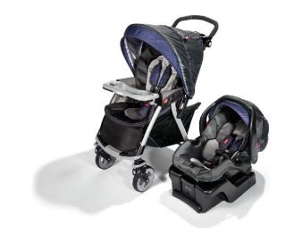 Aprica USA Moto Travel System Baby Stroller Car Seat Mulberri 1807863