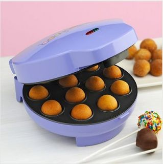 Babycakes Cake Pops Maker With Bonus Free Filling Injector  CP 94LV