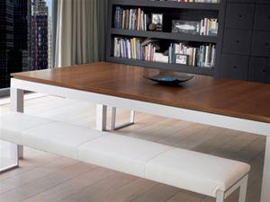 Aramith Fusion Pool Table Powder Coated Bench Seat