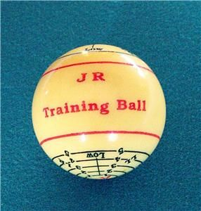 Training Cue Ball Special Pool Table Billiard Practice Aramith