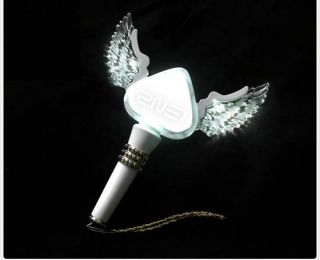 Official Light Stick ver 2 pen light K POP 2NE1 Concert lightstick NEW