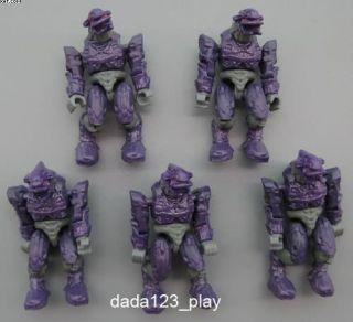 PCS Mega Bloks Halo ARBITER Action Figure M60