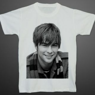 Nate Archibald Gossip Girl Chace Crawford T Shirt XL