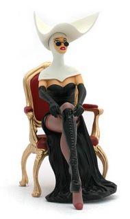 Pinup Design Soeur Benedicte Sculpture Figurine Eames