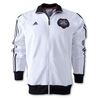 Plate Track Top Soccer Argentina White Jersey Shirt Jumper