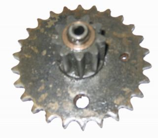 Ariens 10207 Pinion and Sprocket Snowblower Snow Blower