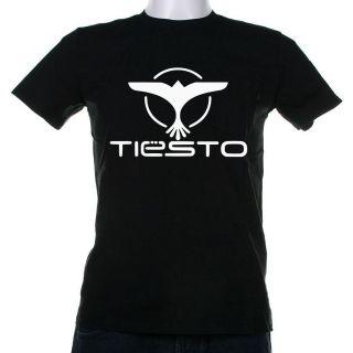 Tiesto Bird Logo T Shirt Club Life Armin DJ Club Vinyl Highest Quality