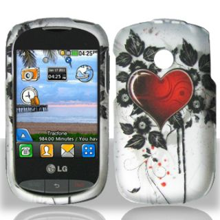 LG 800G Faceplate Cell Phone Hard Cover Cell Phone Cases Skin