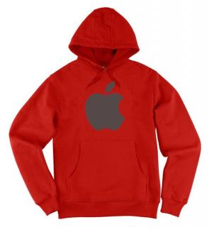Apple Logo Hoodie iPod iPhone Retro 3 Hooded Sweatshirt Color Choices
