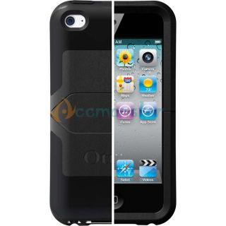 Reflex Case for Apple iPod Touch 4 4th 4G Gen Generation Black