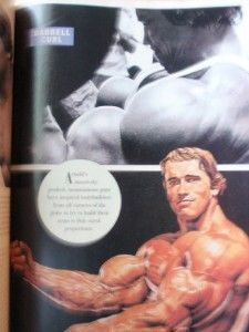 Muscle Fitness & Flex magazine ARNOLD SCHWARZENEGGER The Icon (with