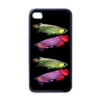 New iPhone 4 Hard Case Cover Arowana Tropical Dragon Fish